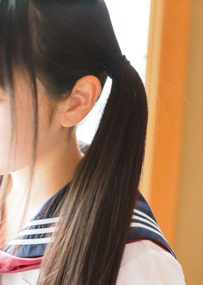 【兔玩映画】黑发少女 兔玩映画 第52张
