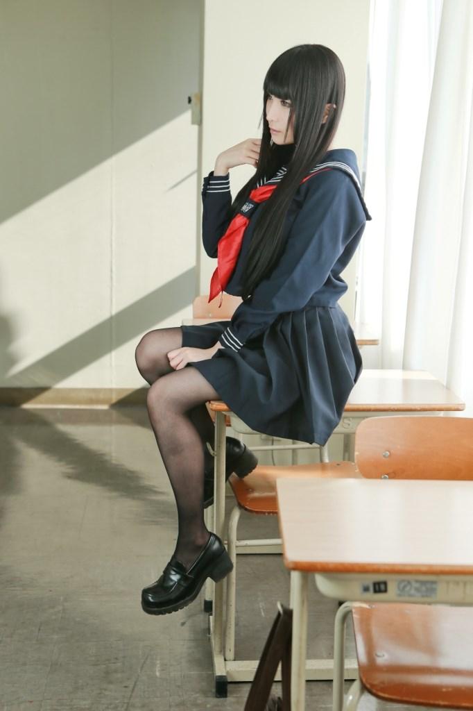 【兔玩映画】黑丝的学姐 兔玩映画 第13张