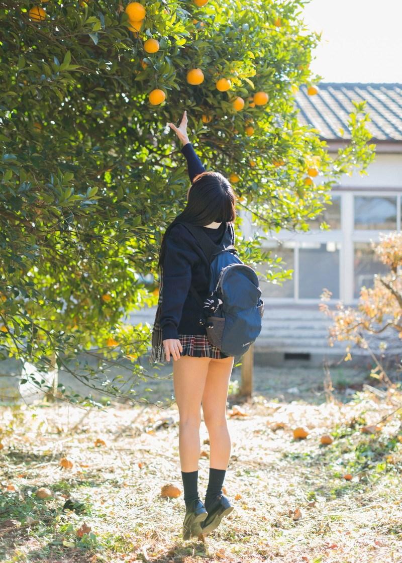 【兔玩映画】黑发少女 兔玩映画 第48张