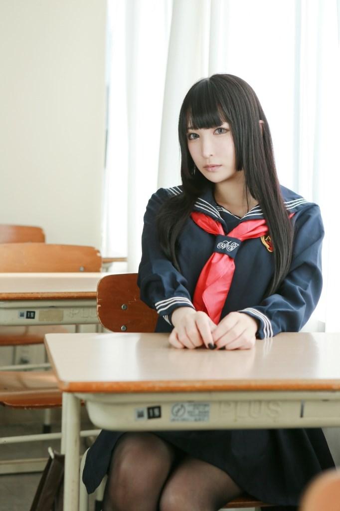 【兔玩映画】黑丝的学姐 兔玩映画 第7张