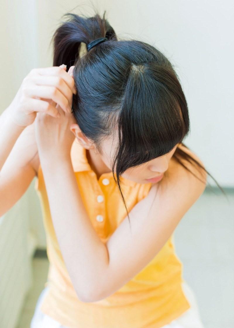 【兔玩映画】黑发少女 兔玩映画 第40张