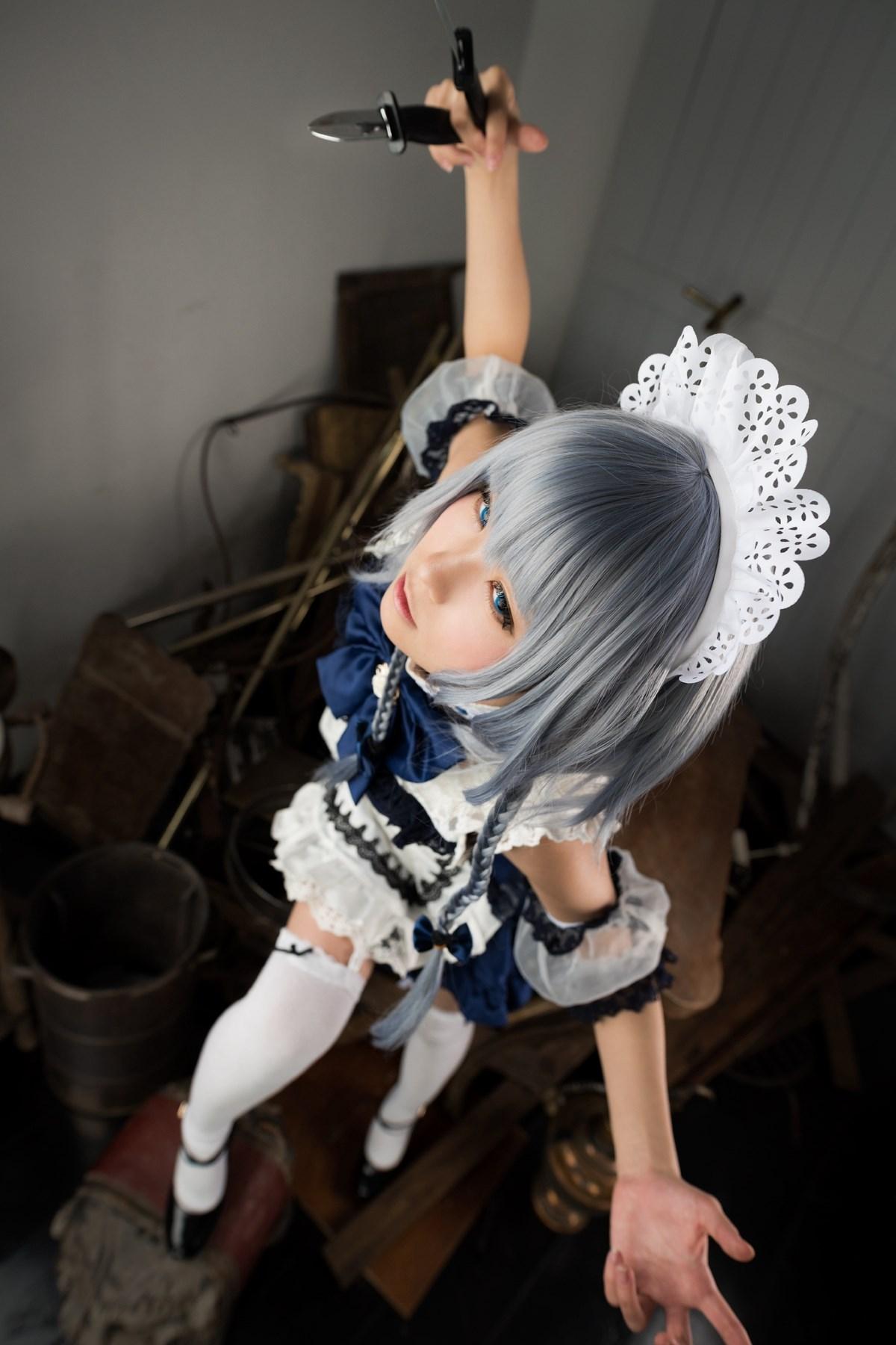 【兔玩映画】咲夜 兔玩映画 第45张