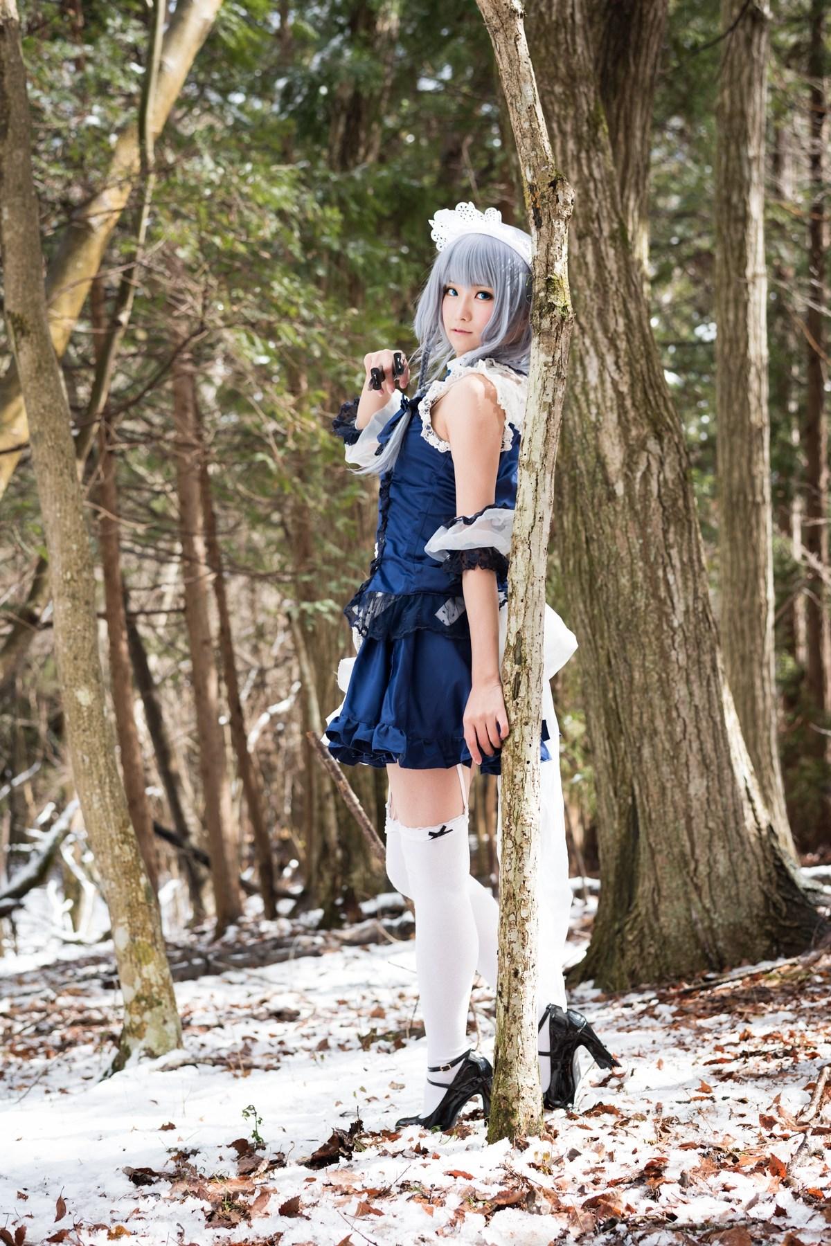【兔玩映画】咲夜 兔玩映画 第11张