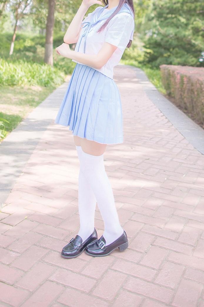 【兔玩映画】水手服 兔玩映画 第9张
