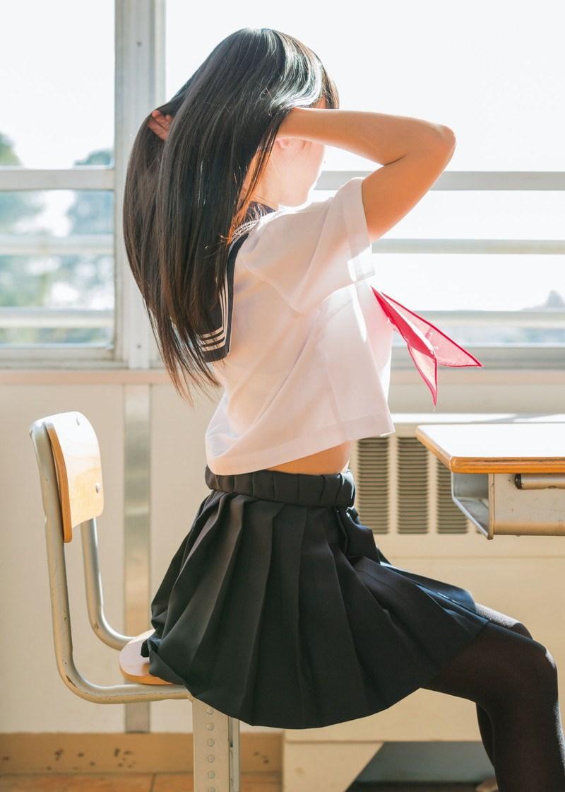 【兔玩映画】黑发少女 兔玩映画 第27张