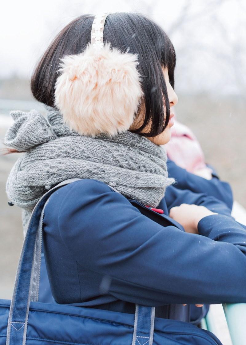 【兔玩映画】黑发少女 兔玩映画 第24张