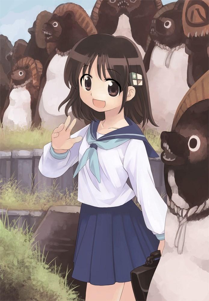 【兔玩映画】JK制服 兔玩映画 第9张
