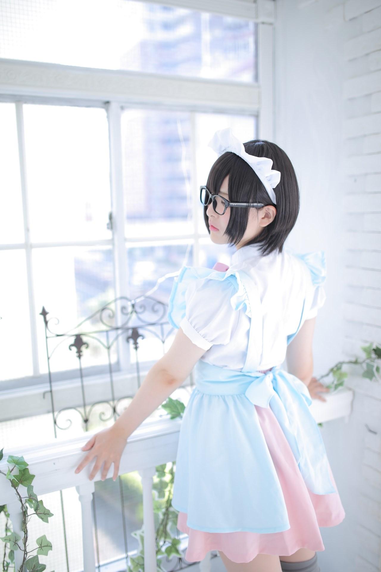 【兔玩映画】眼镜女仆 兔玩映画 第121张