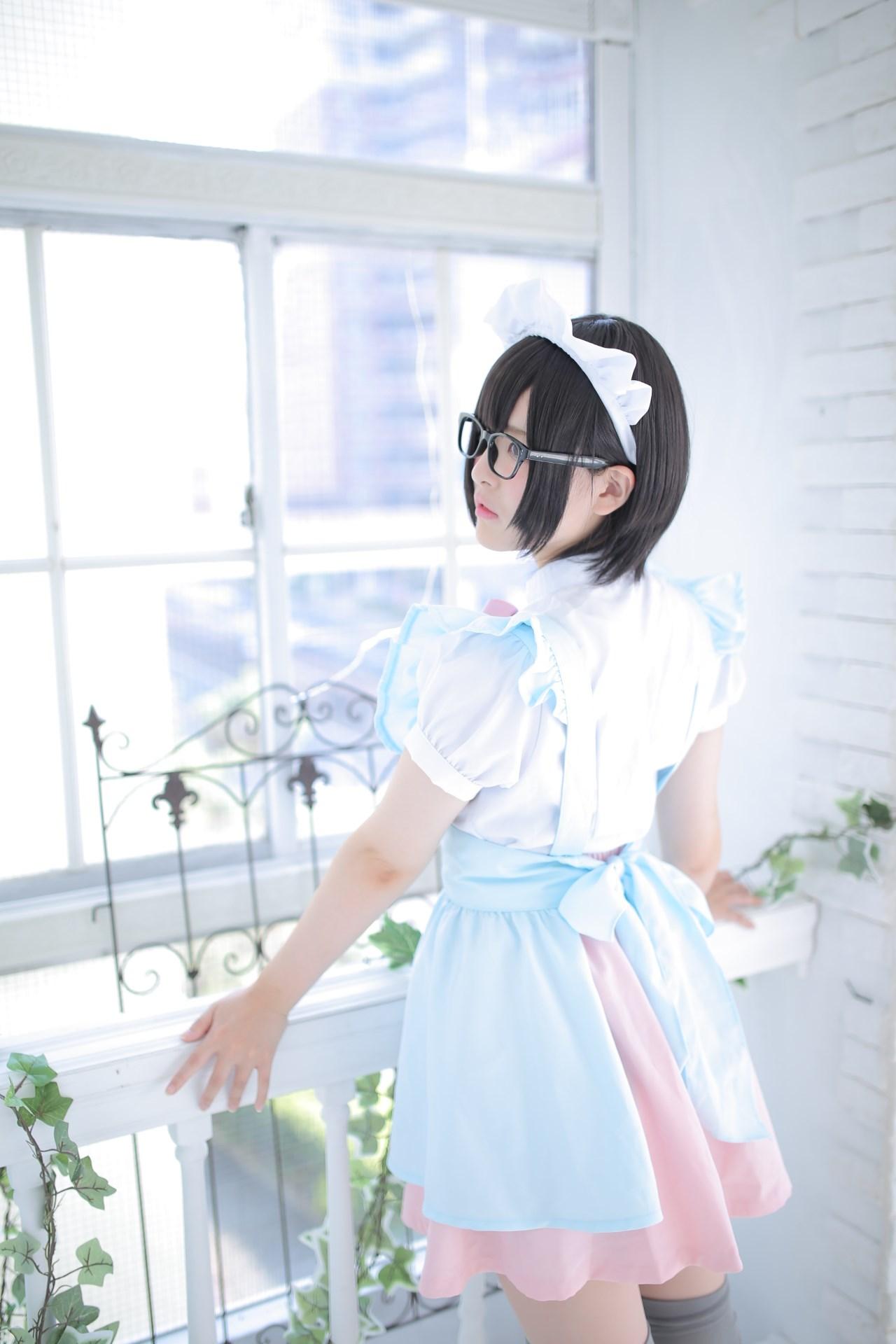 【兔玩映画】眼镜女仆 兔玩映画 第120张