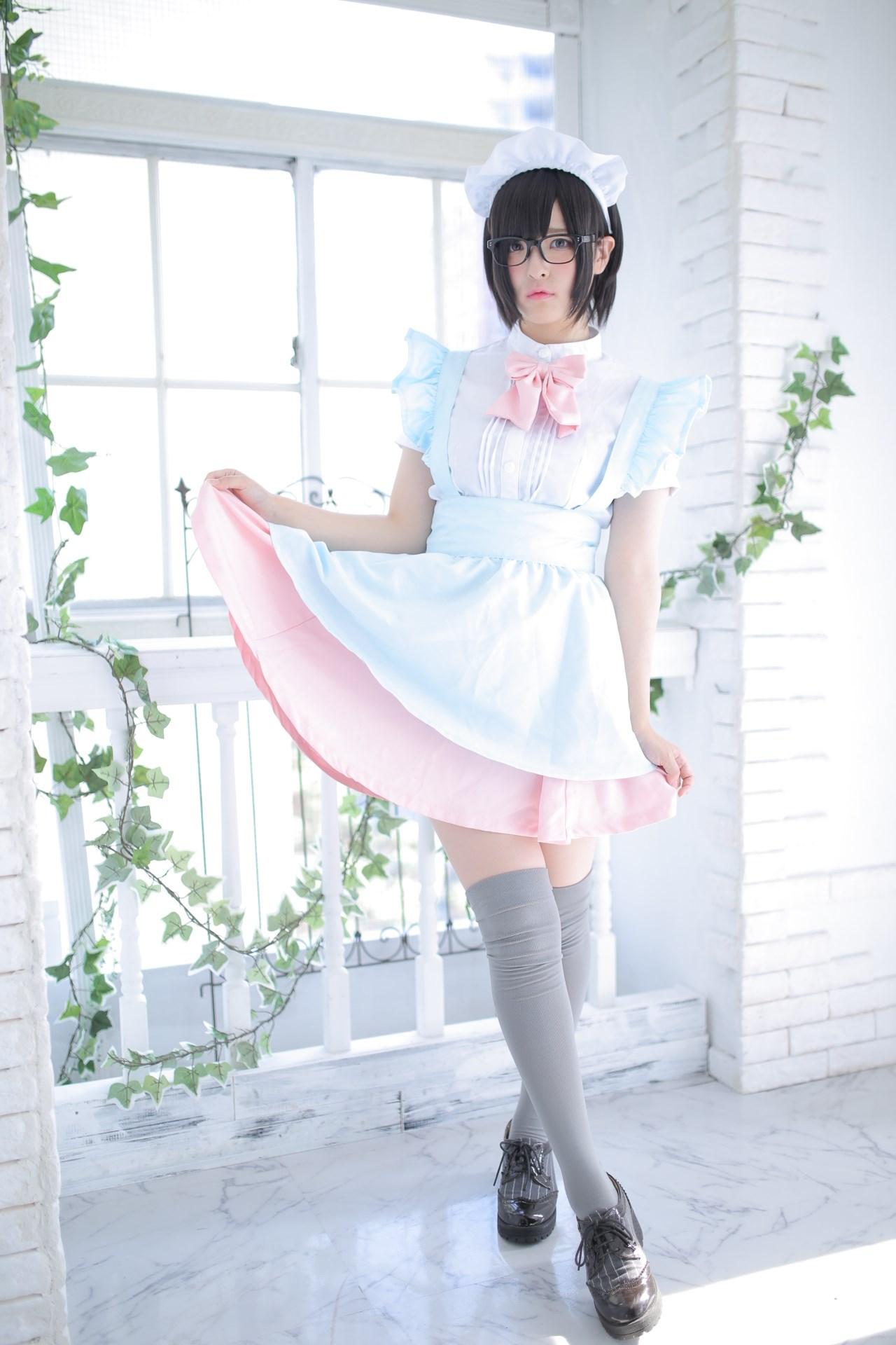 【兔玩映画】眼镜女仆 兔玩映画 第118张
