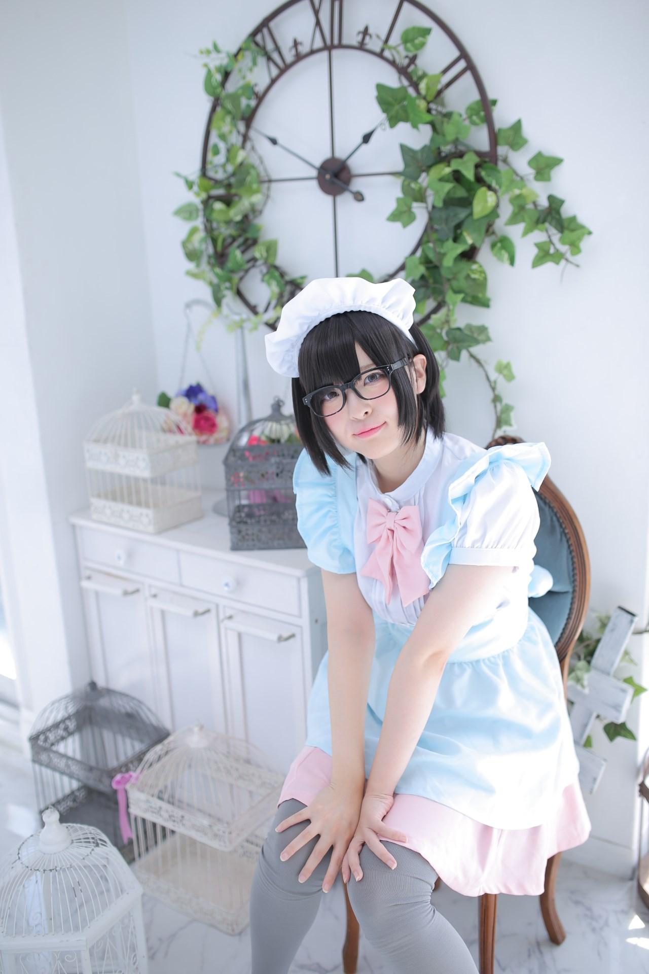【兔玩映画】眼镜女仆 兔玩映画 第103张