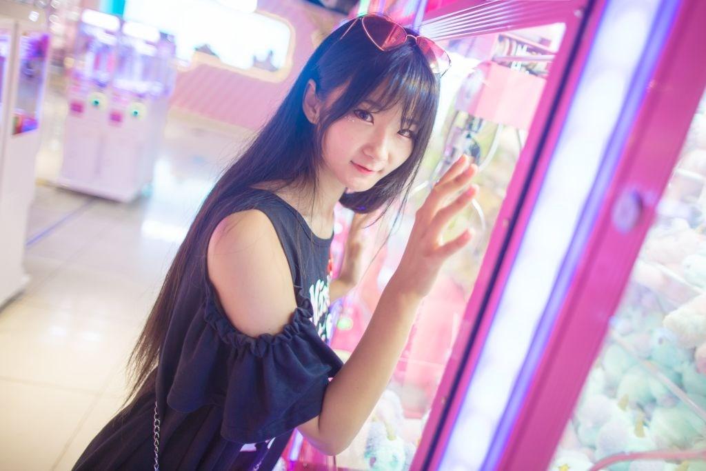 【兔玩映画】商场里的女友 兔玩映画 第50张