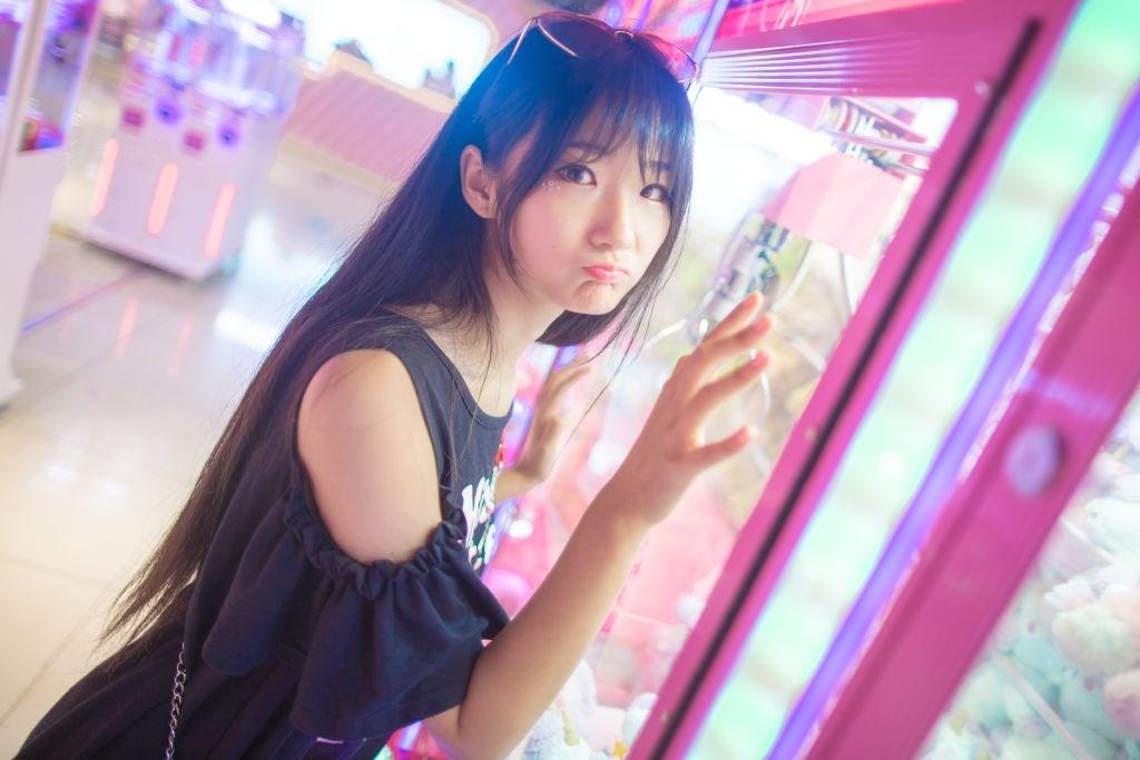 【兔玩映画】商场里的女友 兔玩映画 第49张