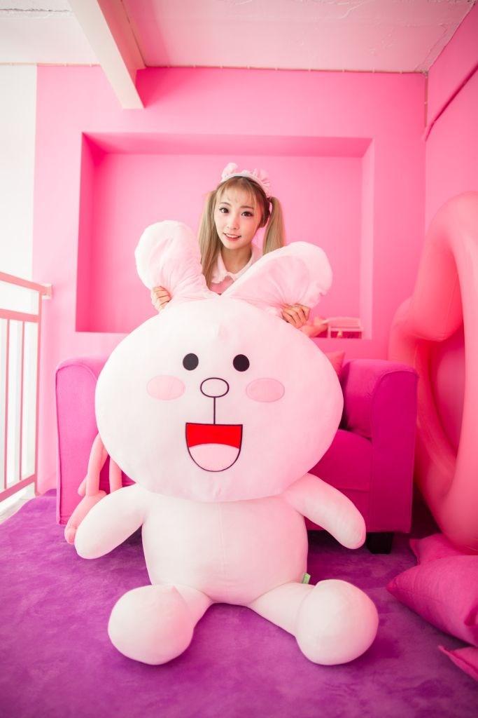 【兔玩映画】粉粉的女仆 兔玩映画 第37张