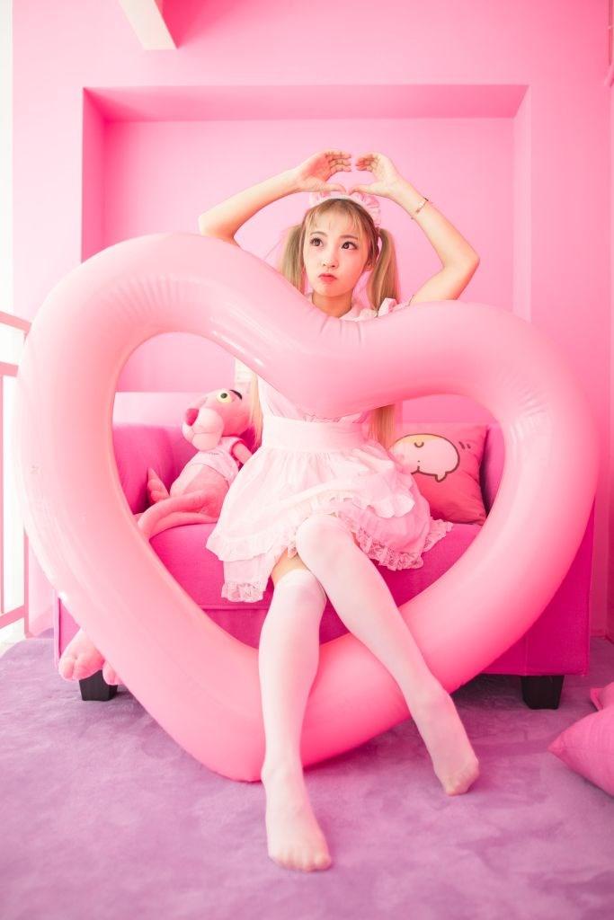 【兔玩映画】粉粉的女仆 兔玩映画 第35张