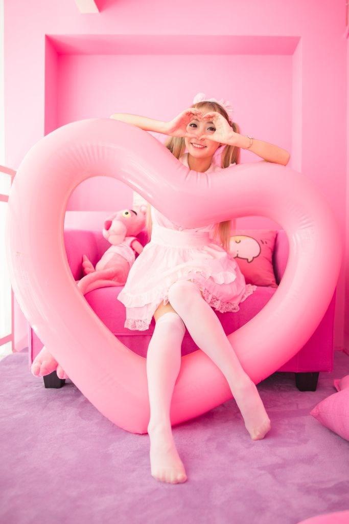 【兔玩映画】粉粉的女仆 兔玩映画 第34张
