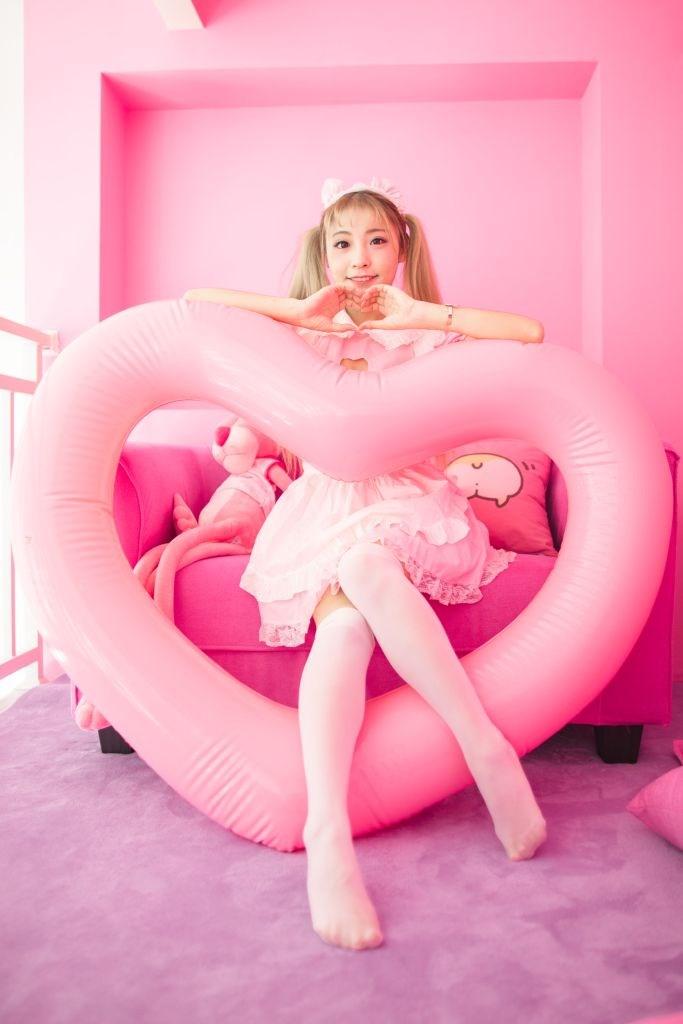 【兔玩映画】粉粉的女仆 兔玩映画 第33张
