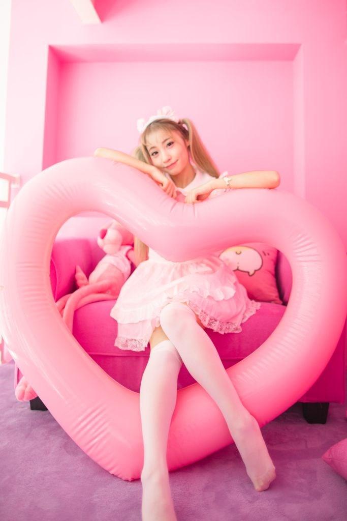 【兔玩映画】粉粉的女仆 兔玩映画 第32张