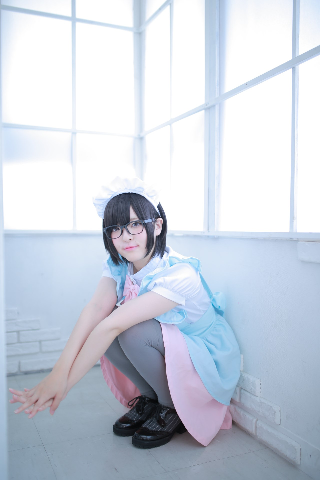 【兔玩映画】眼镜女仆 兔玩映画 第73张