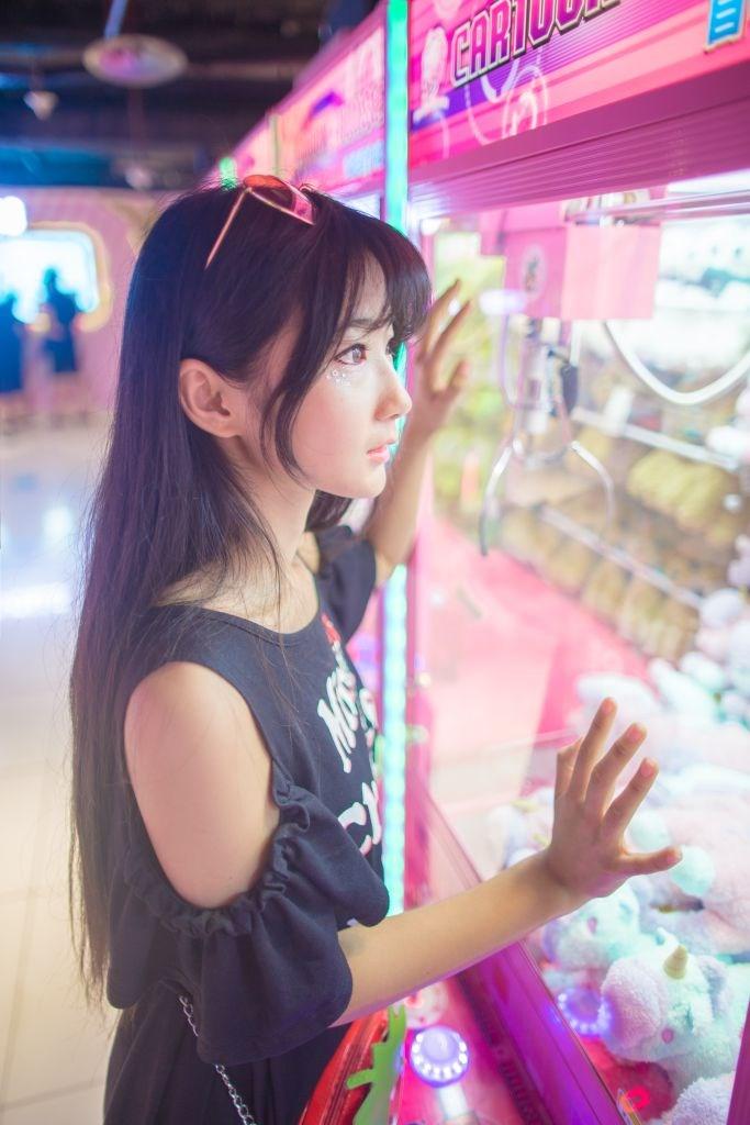 【兔玩映画】商场里的女友 兔玩映画 第45张
