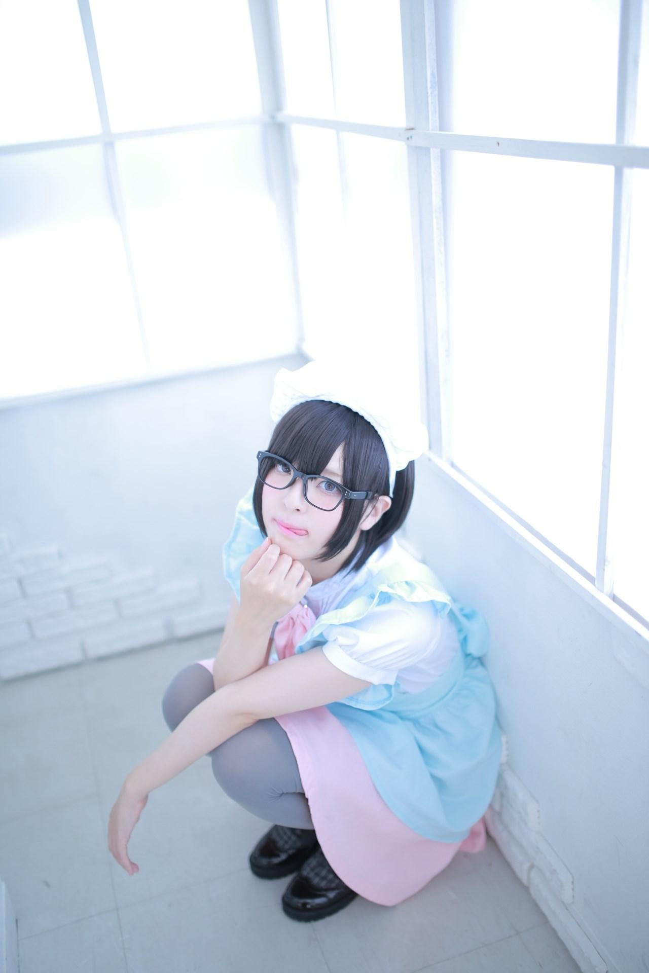 【兔玩映画】眼镜女仆 兔玩映画 第72张