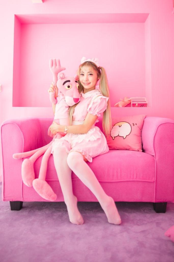 【兔玩映画】粉粉的女仆 兔玩映画 第31张