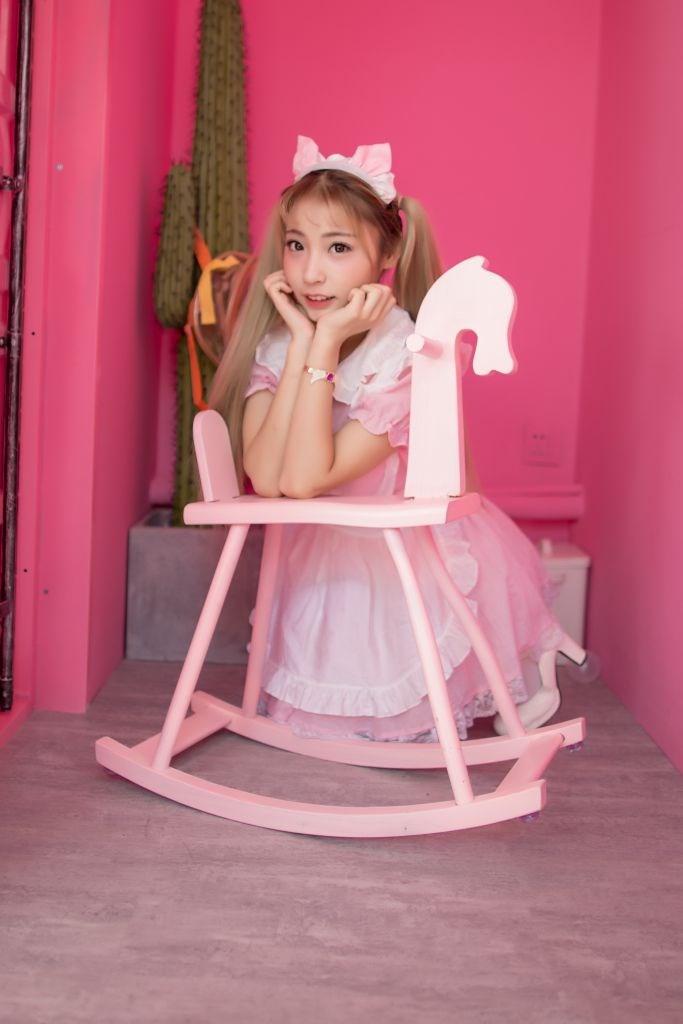 【兔玩映画】粉粉的女仆 兔玩映画 第20张
