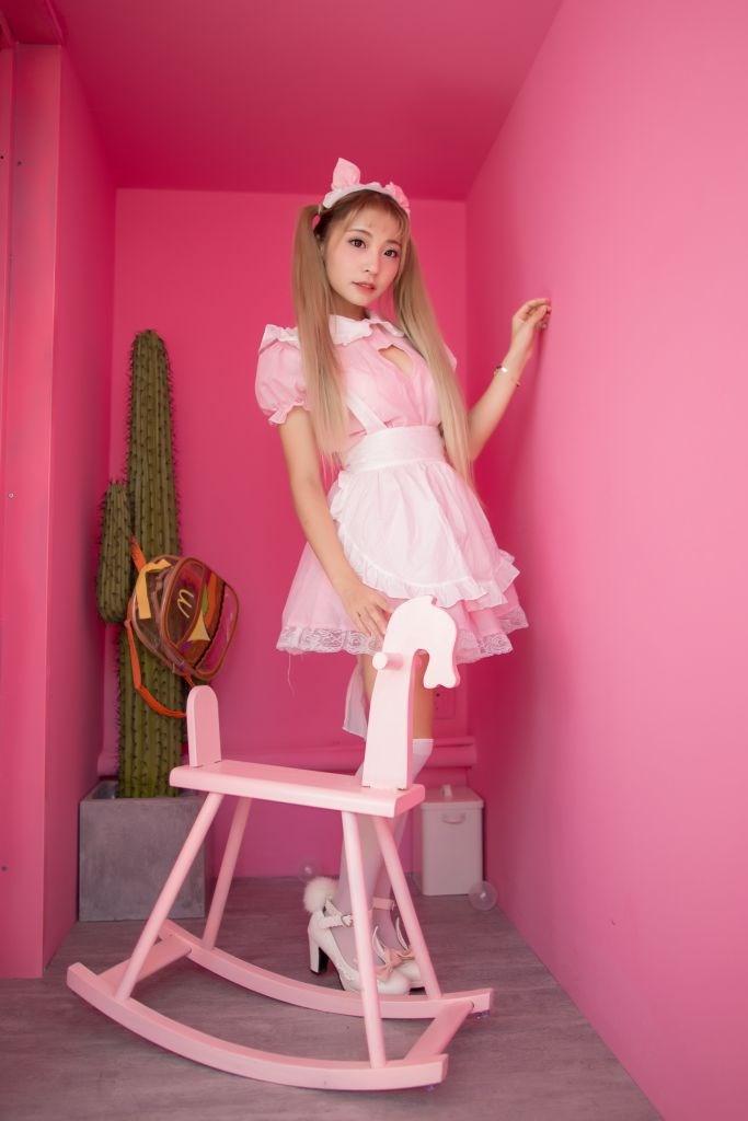 【兔玩映画】粉粉的女仆 兔玩映画 第17张