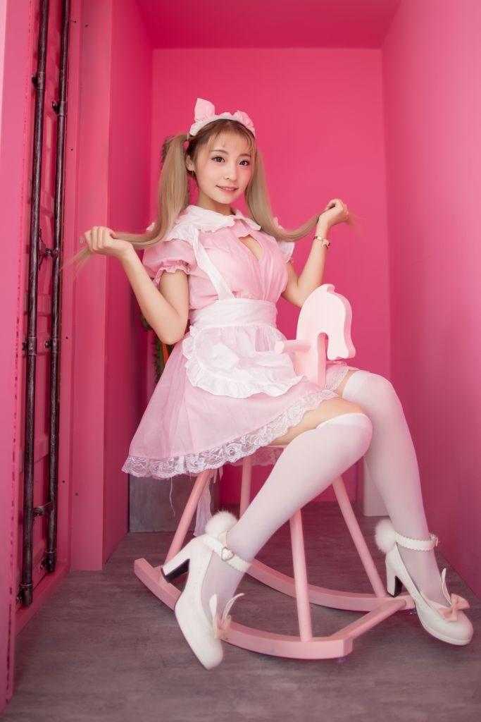 【兔玩映画】粉粉的女仆 兔玩映画 第14张