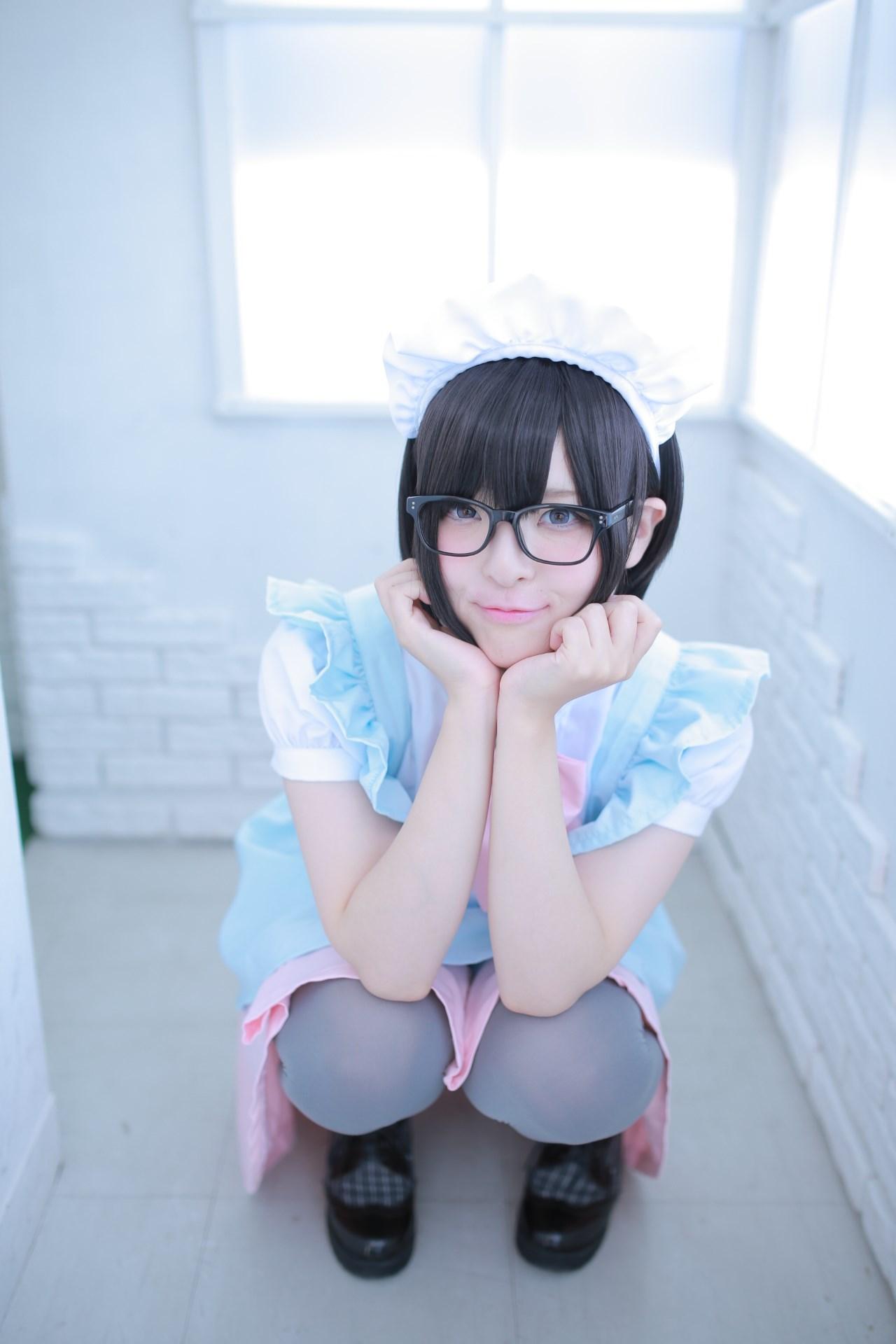 【兔玩映画】眼镜女仆 兔玩映画 第62张