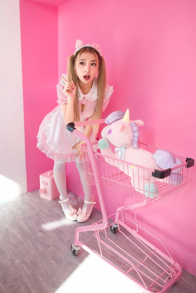 【兔玩映画】粉粉的女仆 兔玩映画 第13张