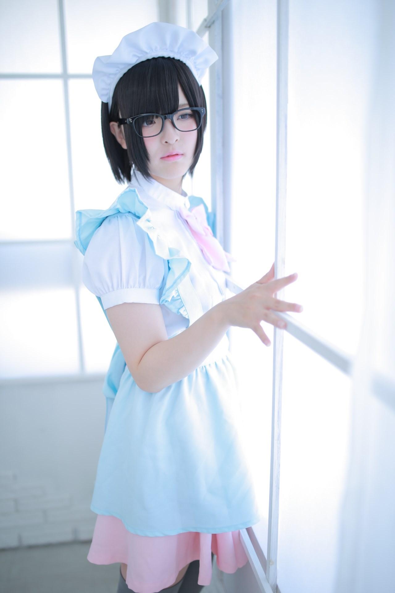 【兔玩映画】眼镜女仆 兔玩映画 第58张