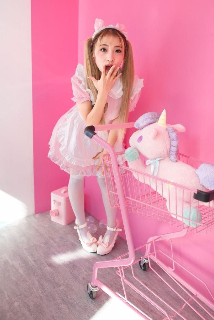 【兔玩映画】粉粉的女仆 兔玩映画 第12张