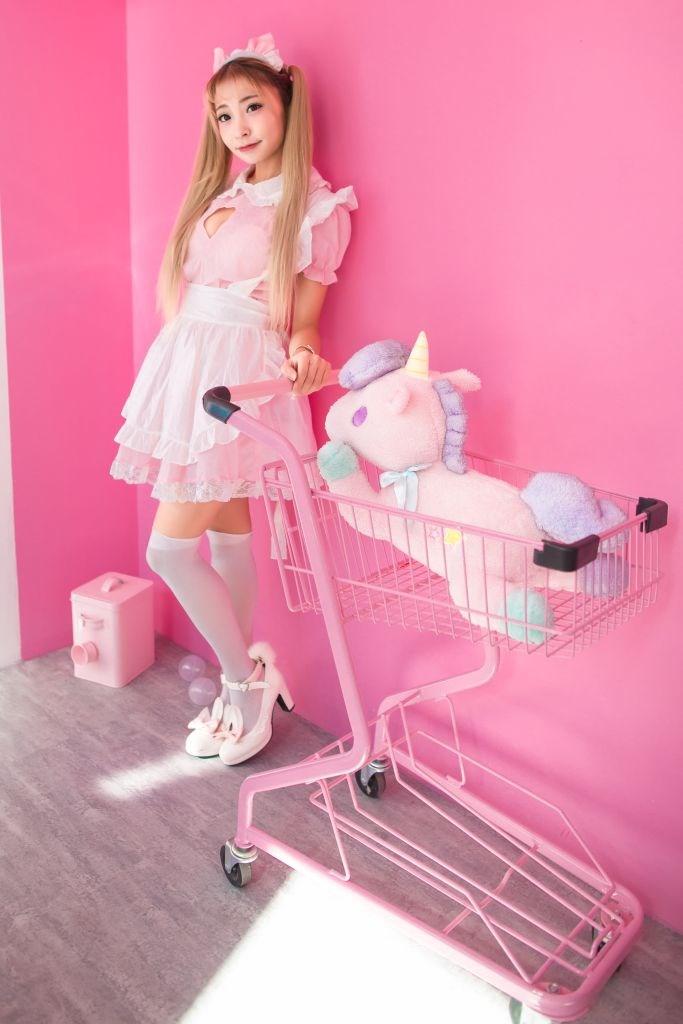【兔玩映画】粉粉的女仆 兔玩映画 第10张