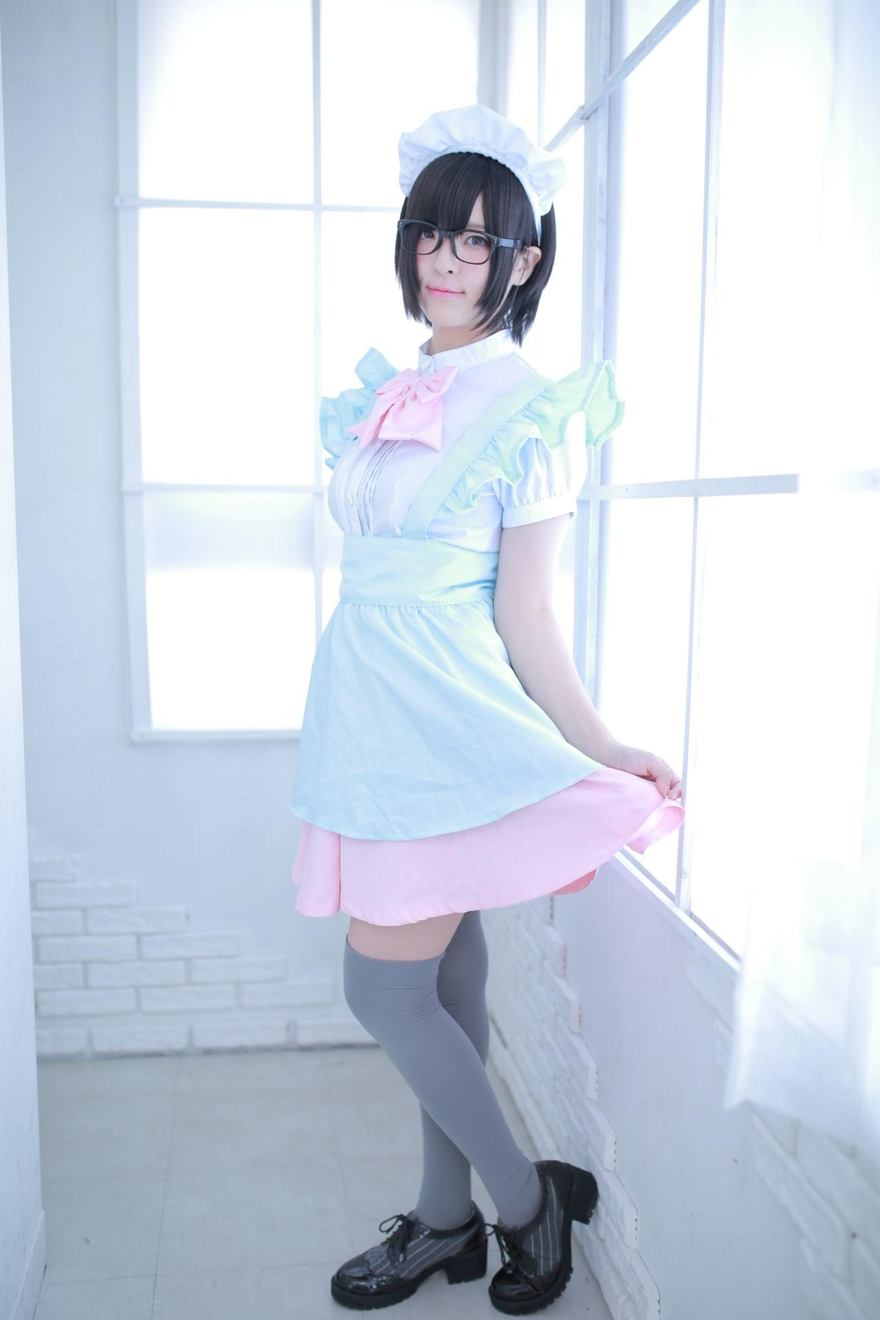 【兔玩映画】眼镜女仆 兔玩映画 第55张