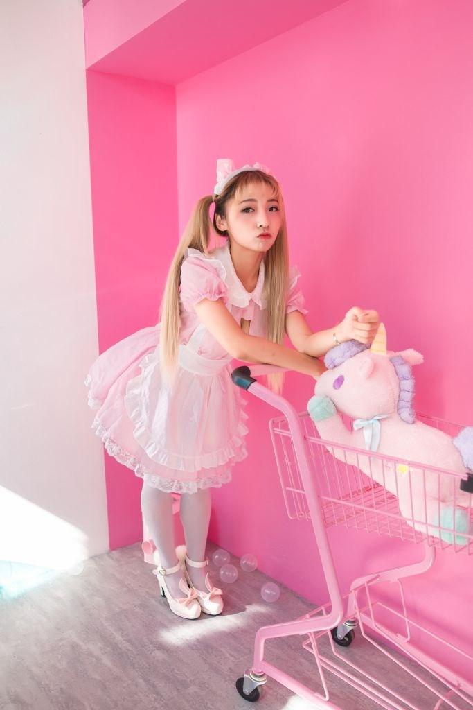 【兔玩映画】粉粉的女仆 兔玩映画 第9张