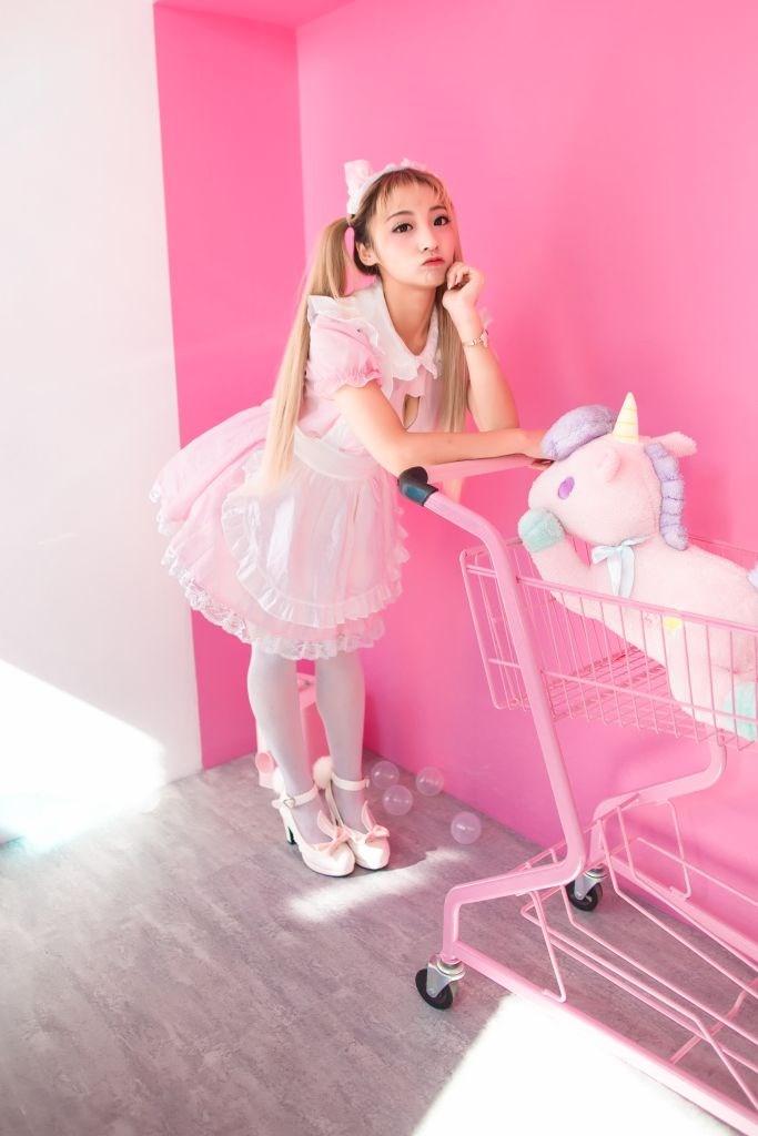 【兔玩映画】粉粉的女仆 兔玩映画 第7张