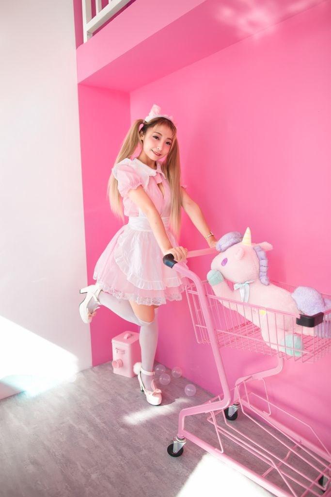 【兔玩映画】粉粉的女仆 兔玩映画 第4张