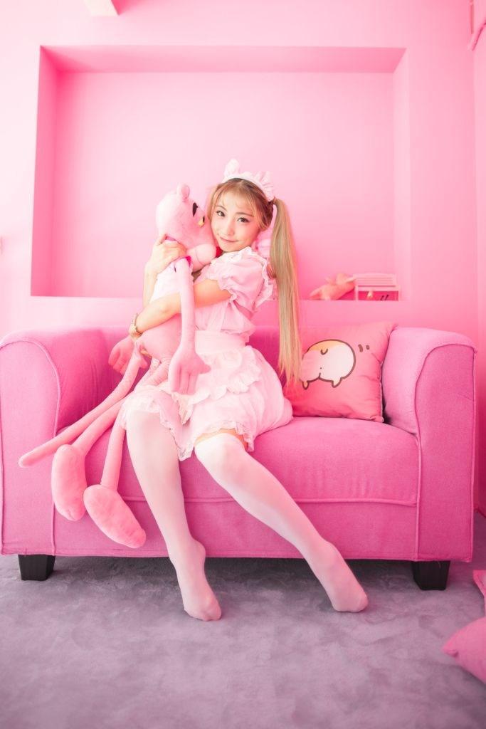 【兔玩映画】粉粉的女仆 兔玩映画 第3张
