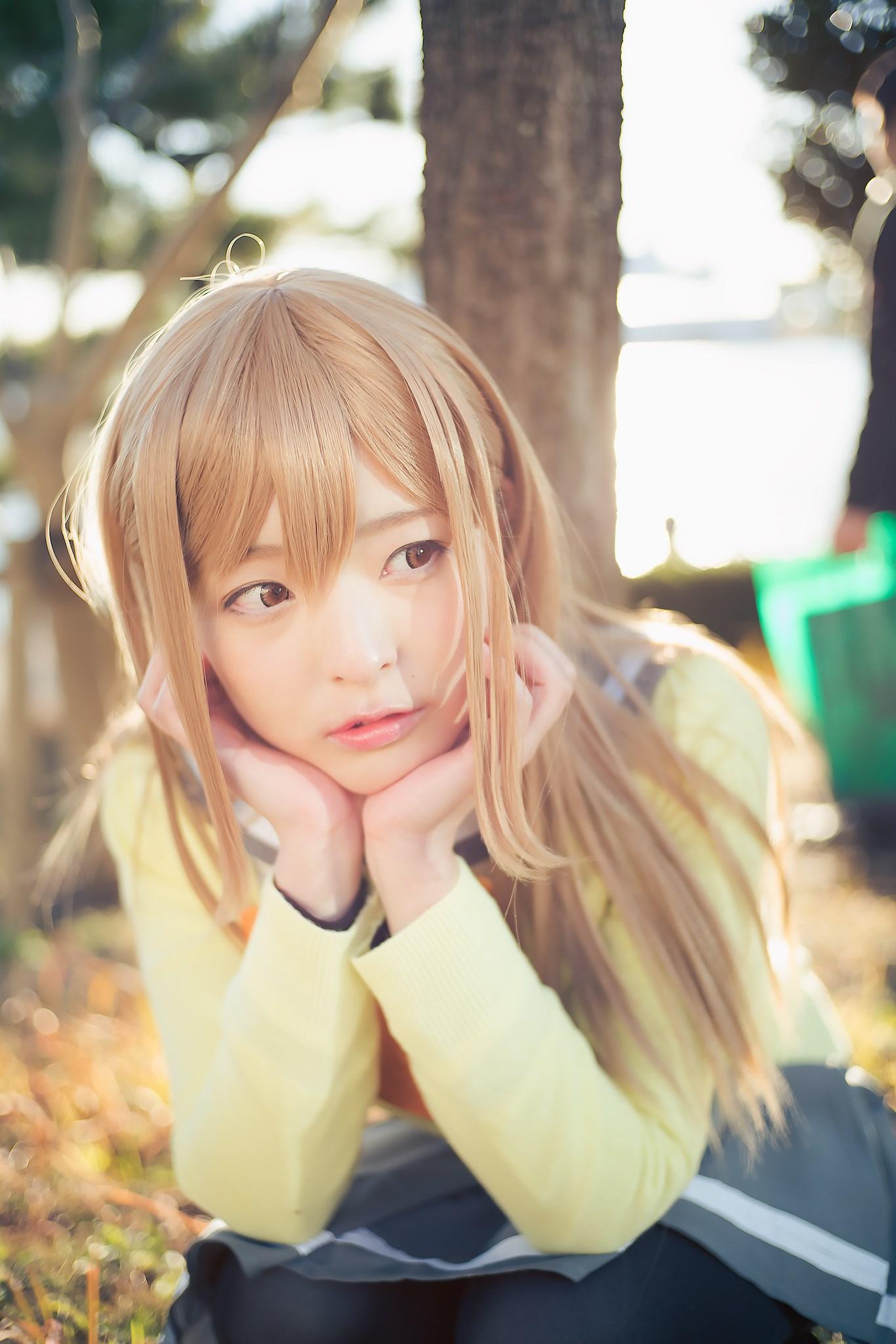 【兔玩映画】阳光与少女 兔玩映画 第48张