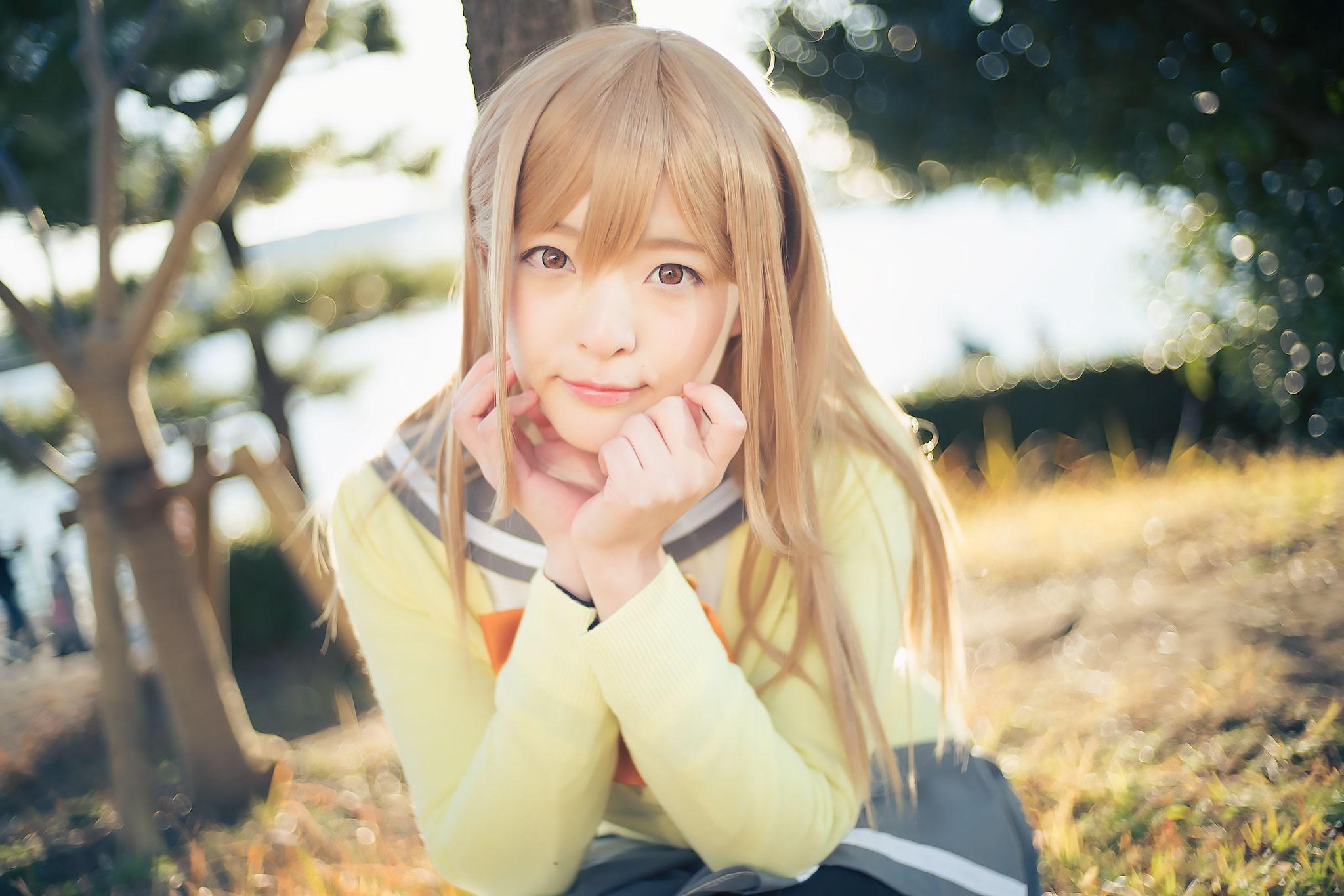 【兔玩映画】阳光与少女 兔玩映画 第47张