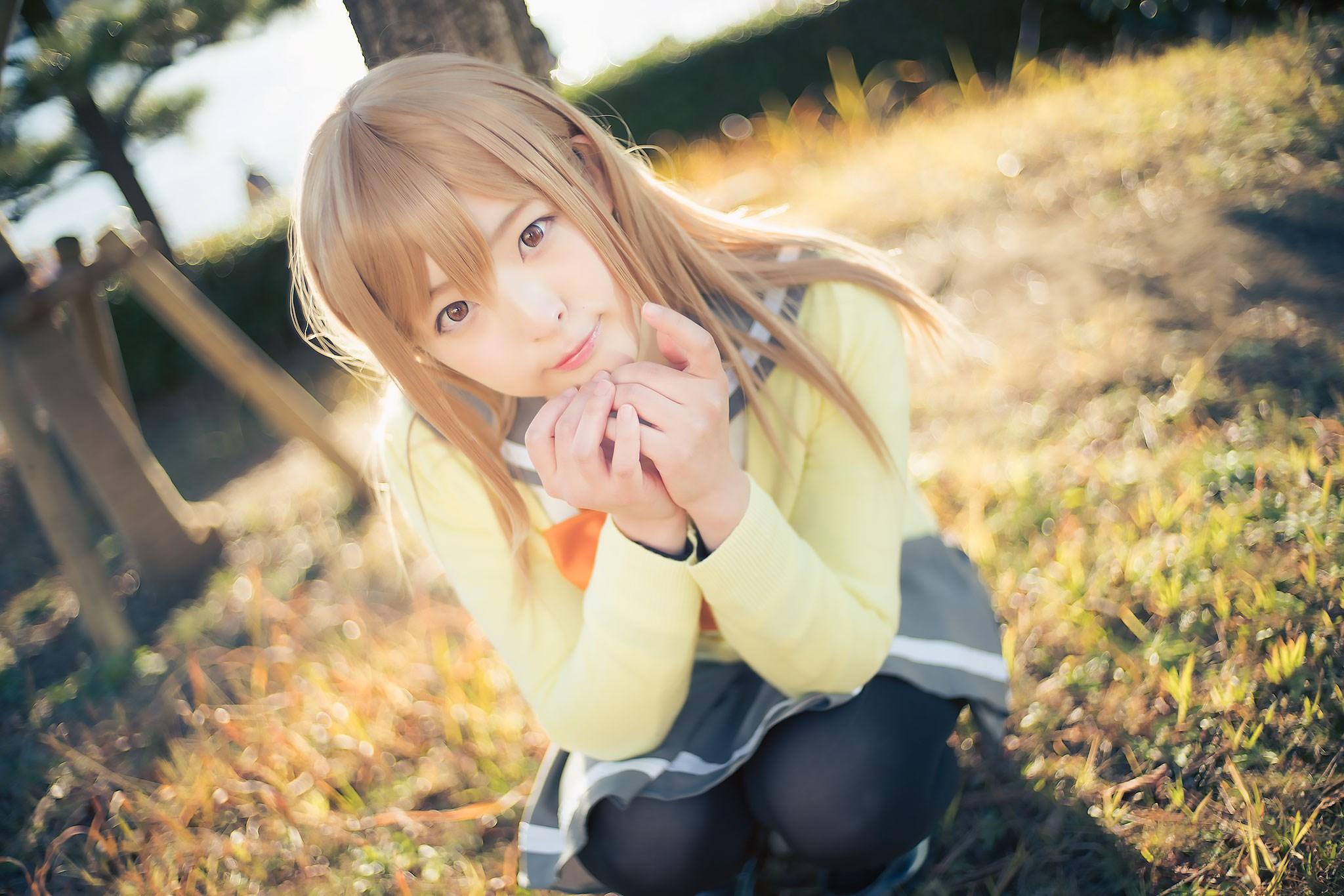 【兔玩映画】阳光与少女 兔玩映画 第46张