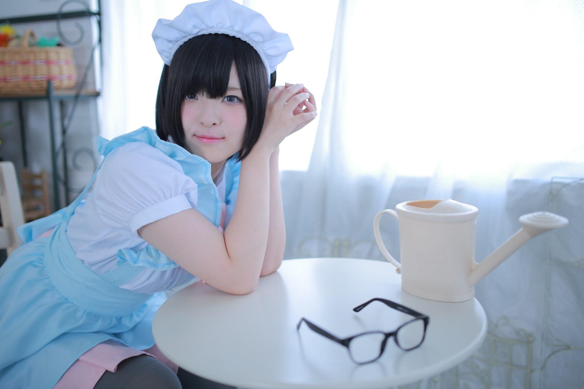 【兔玩映画】眼镜女仆 兔玩映画 第42张