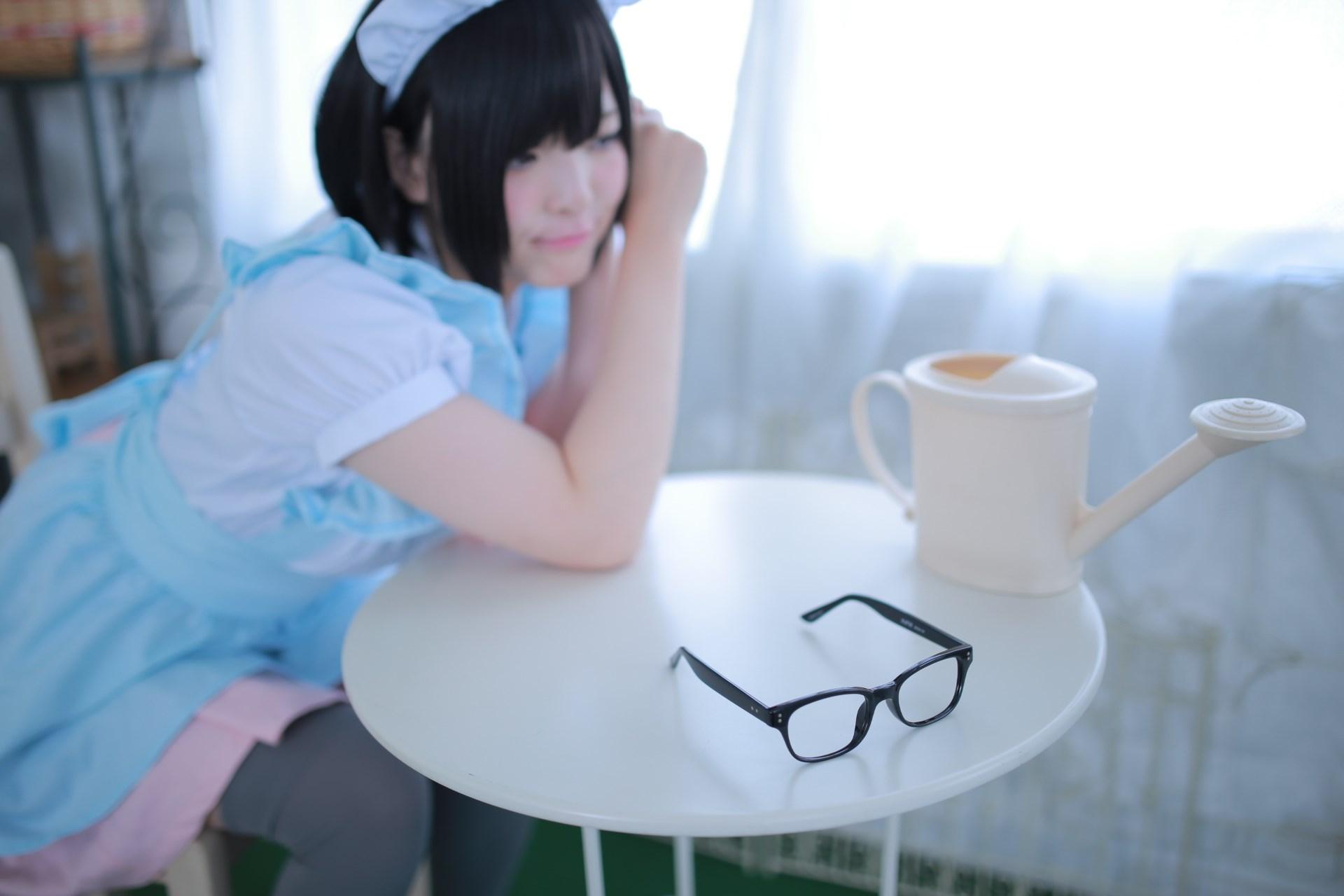 【兔玩映画】眼镜女仆 兔玩映画 第41张