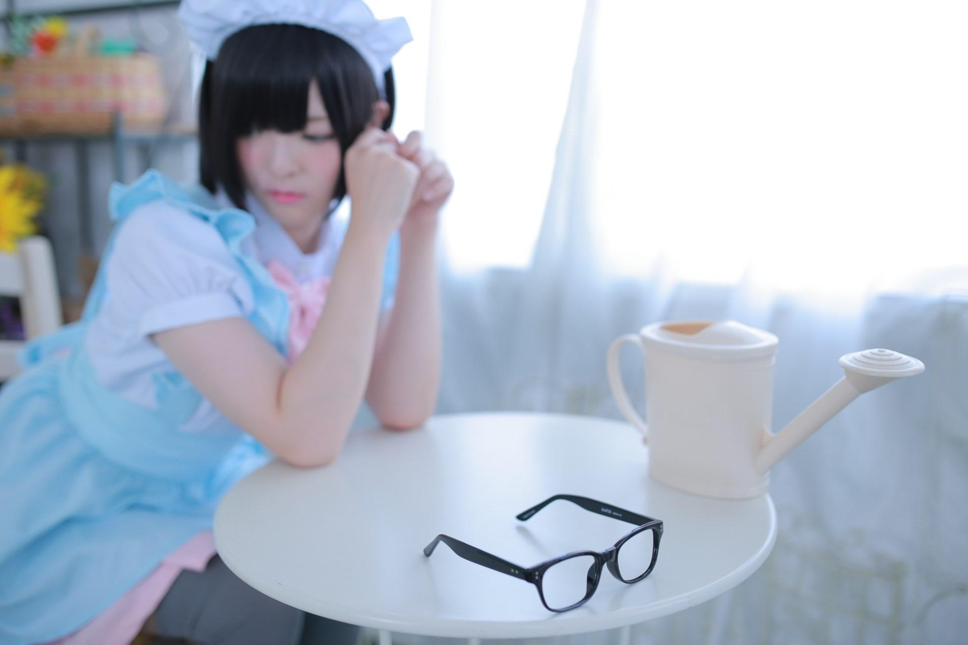 【兔玩映画】眼镜女仆 兔玩映画 第40张