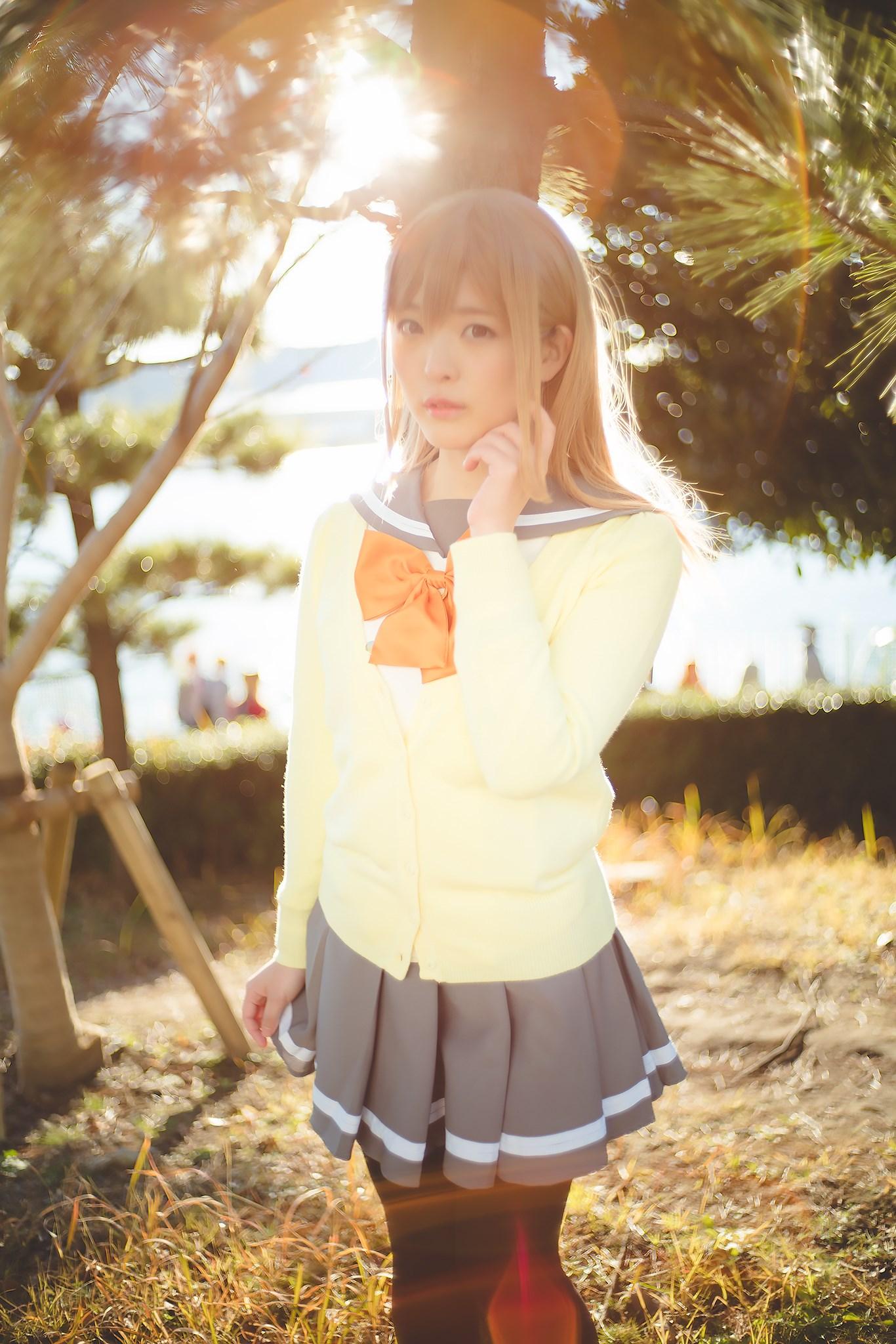【兔玩映画】阳光与少女 兔玩映画 第44张