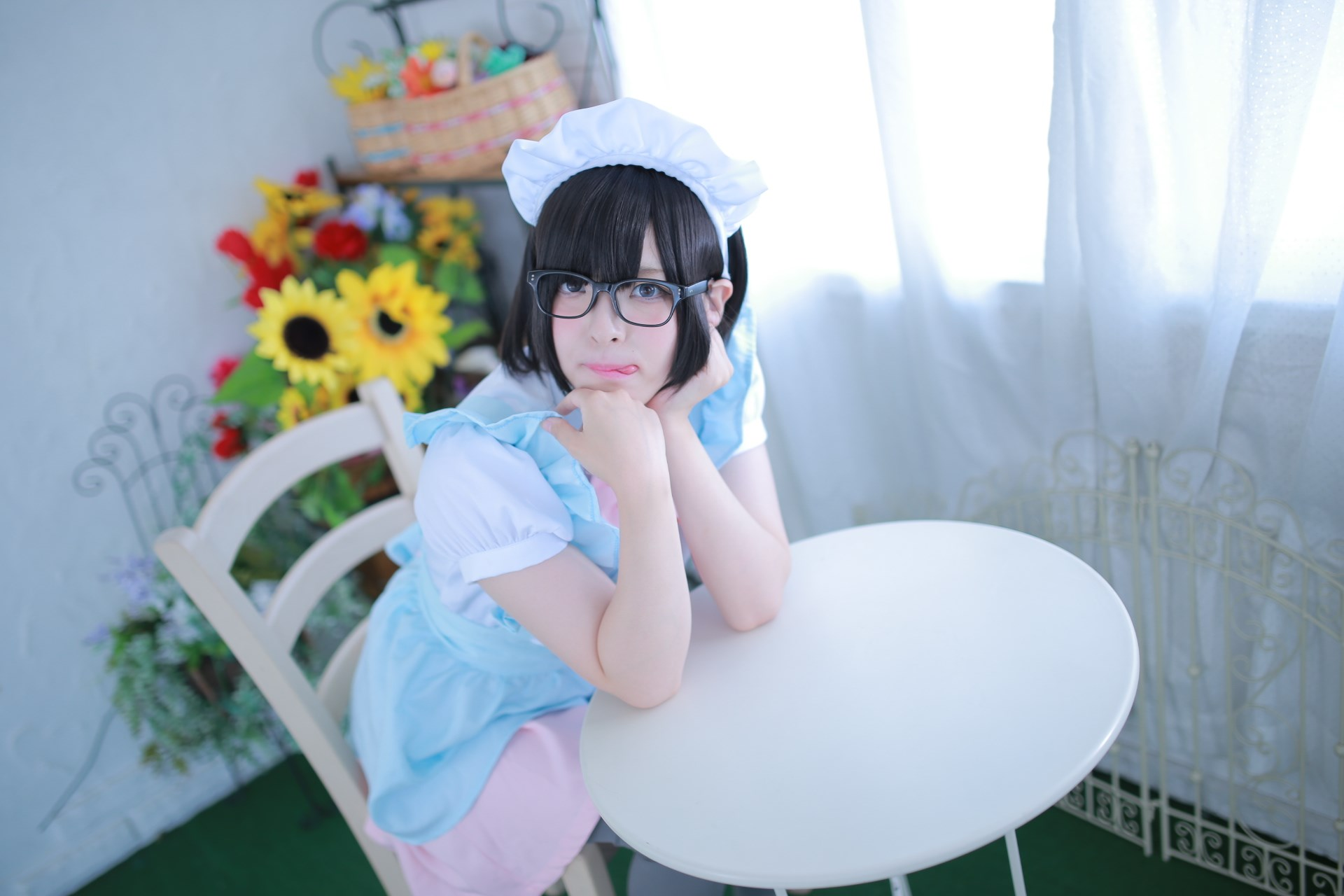 【兔玩映画】眼镜女仆 兔玩映画 第33张