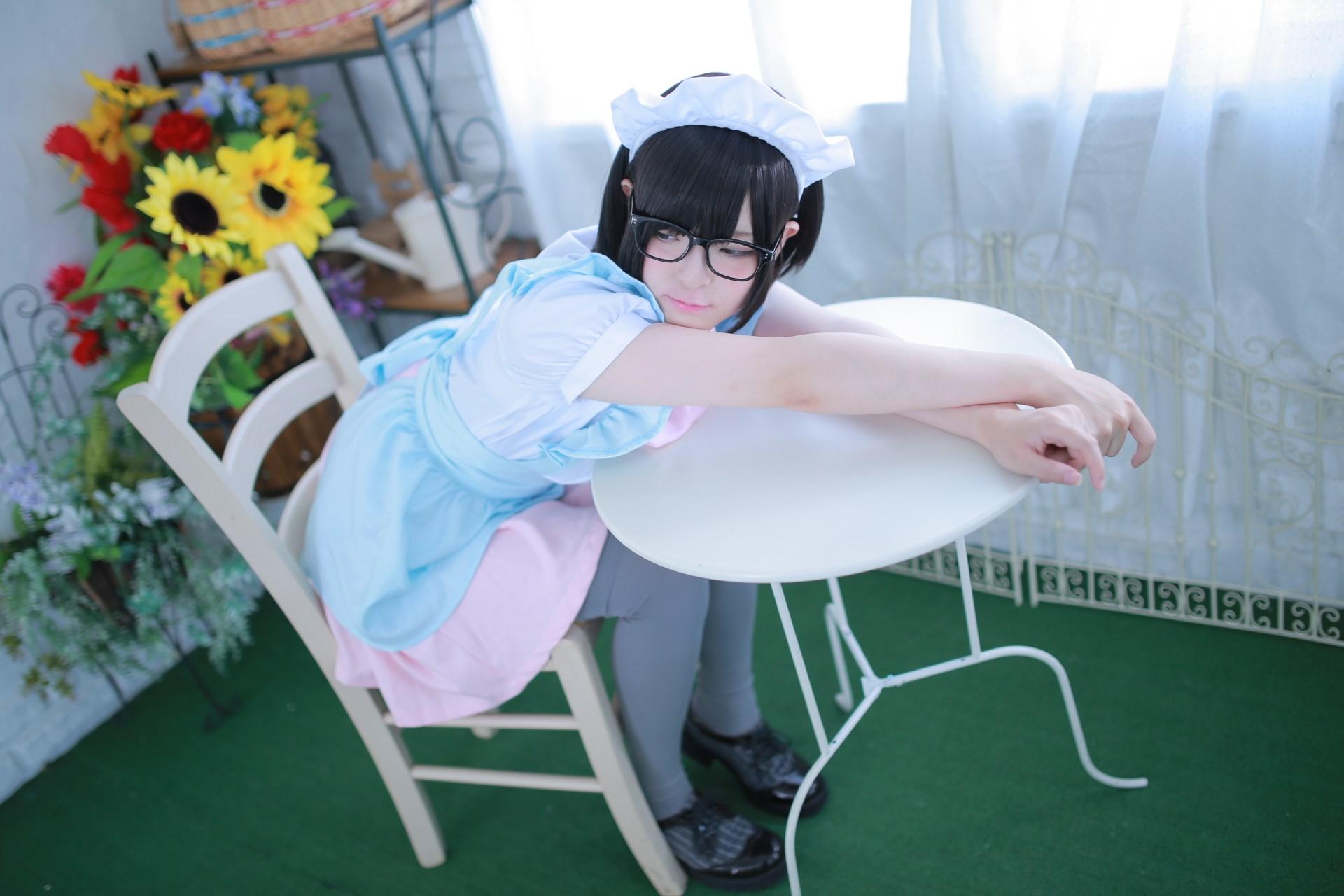 【兔玩映画】眼镜女仆 兔玩映画 第31张