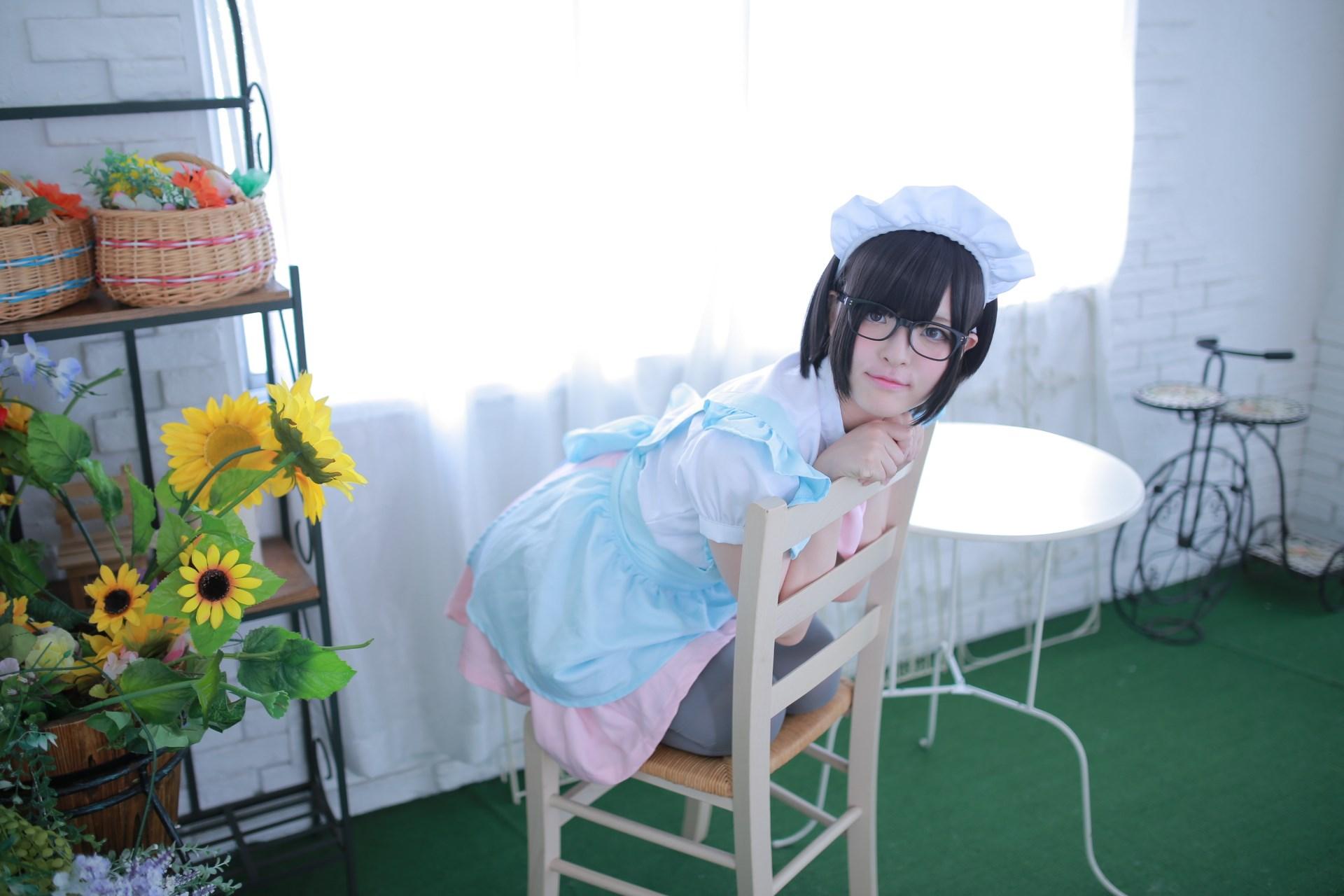 【兔玩映画】眼镜女仆 兔玩映画 第30张