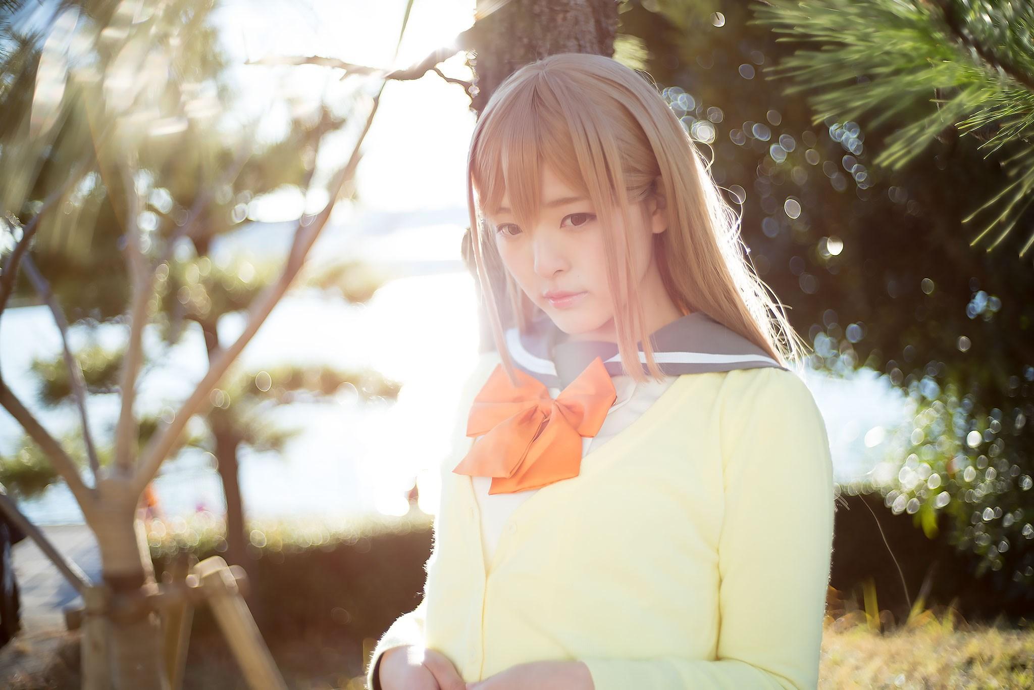 【兔玩映画】阳光与少女 兔玩映画 第42张